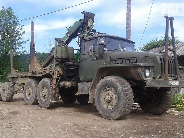Урал Урал, об'ємом двигуна 0 л та пробігом 1 тис. км за 16700 $, фото 1 на Automoto.ua