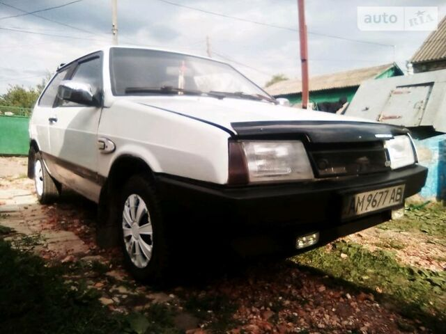 Білий ВАЗ 1111 Ока, об'ємом двигуна 13 л та пробігом 1 тис. км за 1350 $, фото 1 на Automoto.ua