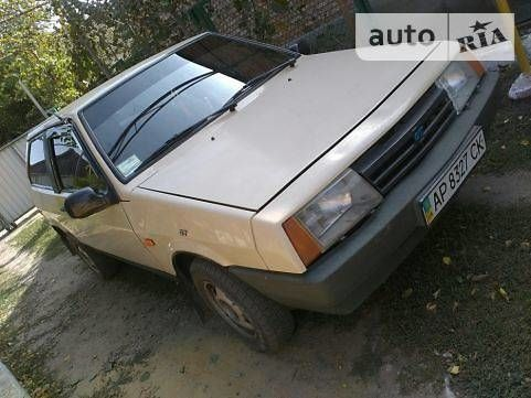 ВАЗ 1111 Ока, об'ємом двигуна 1.5 л та пробігом 11 тис. км за 1500 $, фото 1 на Automoto.ua