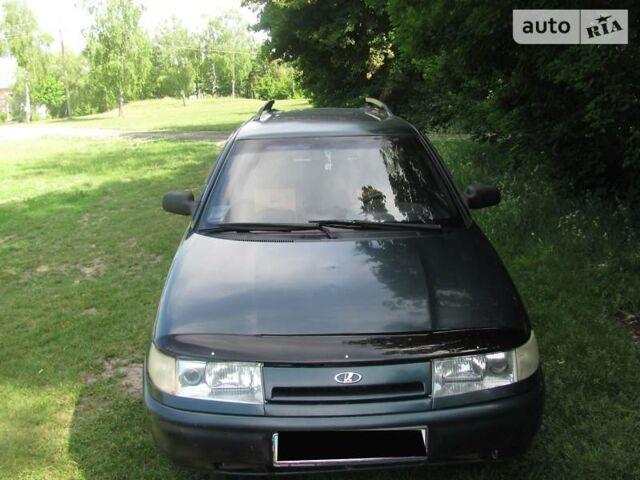 Синій ВАЗ 1111 Ока, об'ємом двигуна 1.6 л та пробігом 90 тис. км за 3500 $, фото 1 на Automoto.ua
