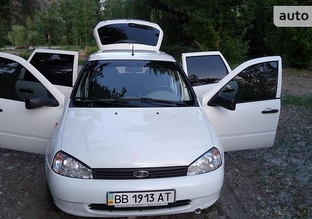 ВАЗ 1117, об'ємом двигуна 0 л та пробігом 88 тис. км за 4500 $, фото 1 на Automoto.ua