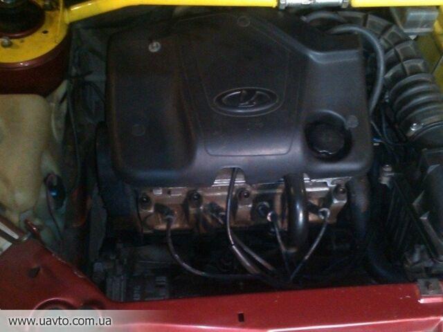 Красный ВАЗ 1118, объемом двигателя 1.6 л и пробегом 1 тыс. км за 0 $, фото 1 на Automoto.ua