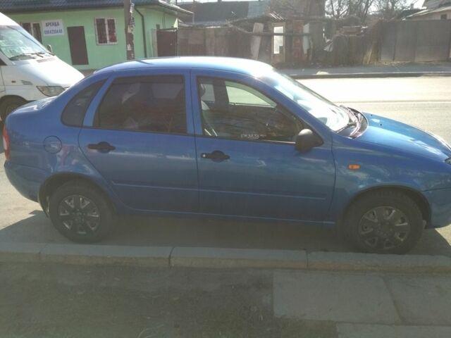 Синій ВАЗ 1118, об'ємом двигуна 1.6 л та пробігом 162 тис. км за 3600 $, фото 1 на Automoto.ua