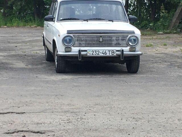 Белый ВАЗ 2101, объемом двигателя 15 л и пробегом 3 тыс. км за 586 $, фото 1 на Automoto.ua