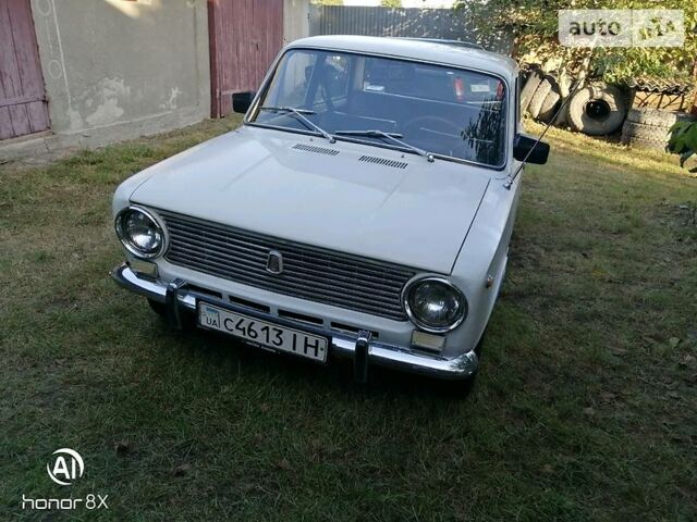 Белый ВАЗ 2101, объемом двигателя 1.1 л и пробегом 91 тыс. км за 850 $, фото 1 на Automoto.ua