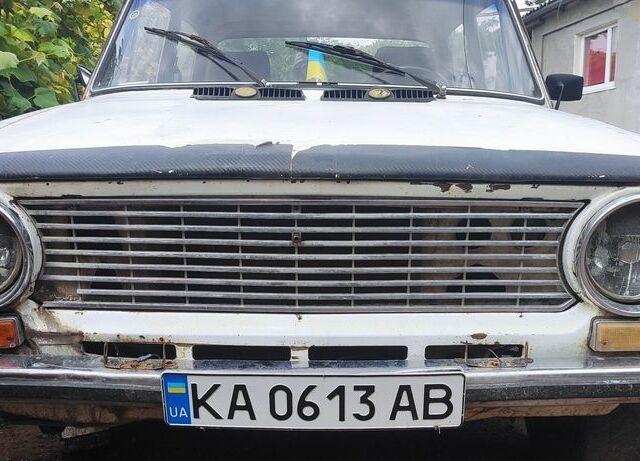 Белый ВАЗ 2101, объемом двигателя 1.2 л и пробегом 111 тыс. км за 479 $, фото 1 на Automoto.ua
