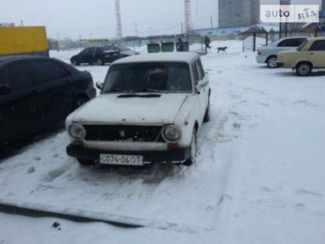 Белый ВАЗ 2101, объемом двигателя 1.3 л и пробегом 10 тыс. км за 450 $, фото 1 на Automoto.ua