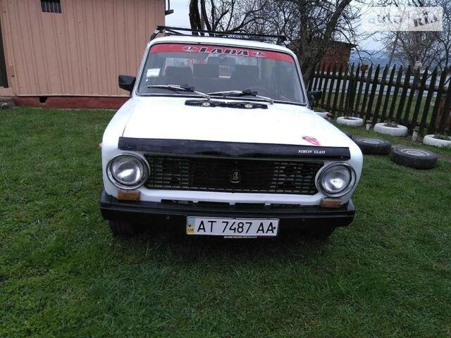 Белый ВАЗ 2101, объемом двигателя 1.3 л и пробегом 30 тыс. км за 640 $, фото 1 на Automoto.ua