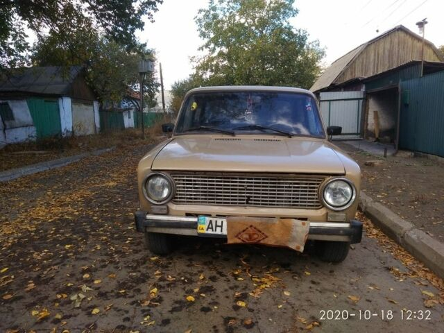 Бежевий ВАЗ 2101, об'ємом двигуна 1.2 л та пробігом 25 тис. км за 750 $, фото 1 на Automoto.ua