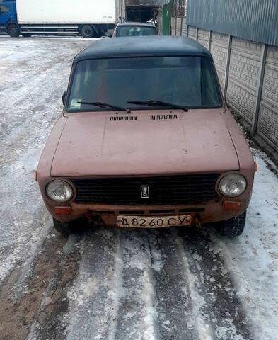 Бежевий ВАЗ 2101, об'ємом двигуна 13 л та пробігом 1 тис. км за 500 $, фото 1 на Automoto.ua