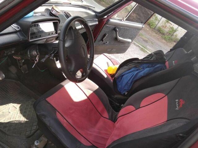 Красный ВАЗ 2101, объемом двигателя 1.6 л и пробегом 12 тыс. км за 1360 $, фото 1 на Automoto.ua