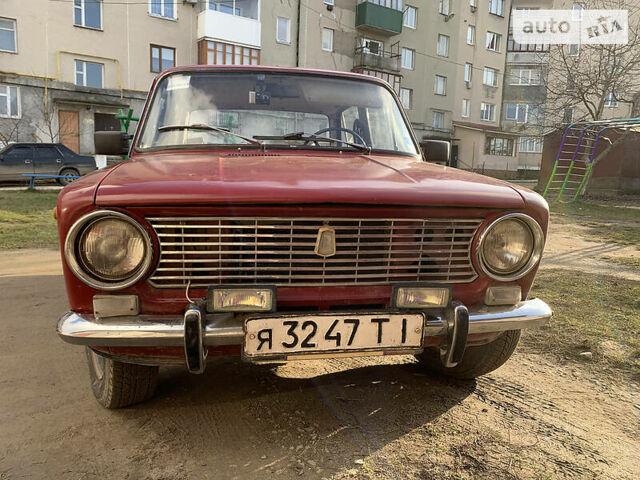 Красный ВАЗ 2101, объемом двигателя 1.2 л и пробегом 88 тыс. км за 900 $, фото 1 на Automoto.ua