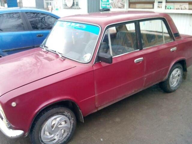 Красный ВАЗ 2101, объемом двигателя 1.3 л и пробегом 59 тыс. км за 800 $, фото 1 на Automoto.ua