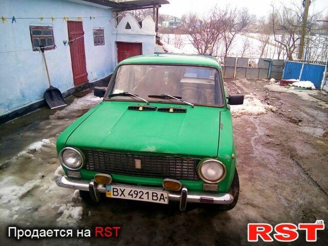 ВАЗ 2101, объемом двигателя 1.5 л и пробегом 222 тыс. км за 570 $, фото 1 на Automoto.ua