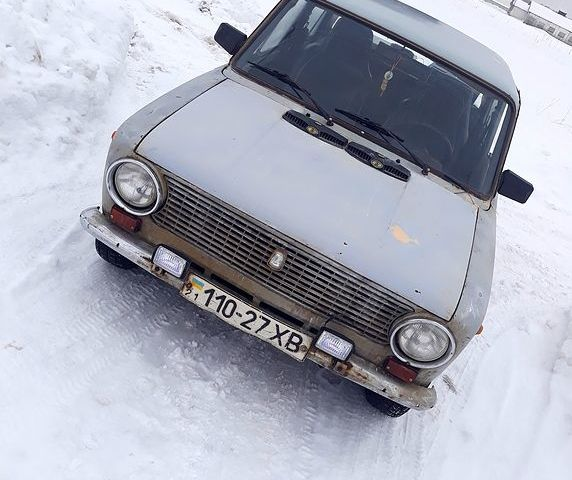 ВАЗ 2101, объемом двигателя 1.2 л и пробегом 80 тыс. км за 570 $, фото 1 на Automoto.ua