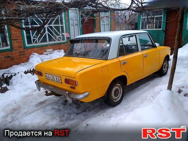 ВАЗ 2101, об'ємом двигуна 1.2 л та пробігом 30 тис. км за 600 $, фото 1 на Automoto.ua