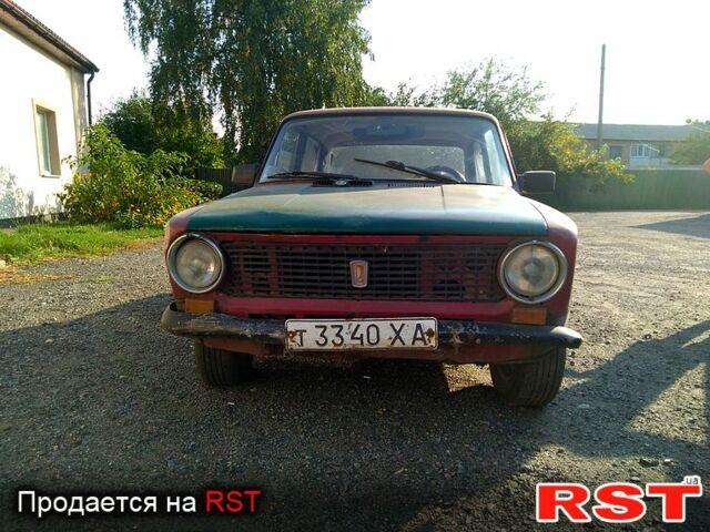 ВАЗ 2101, об'ємом двигуна 1.5 л та пробігом 100 тис. км за 300 $, фото 1 на Automoto.ua