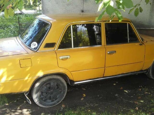 Желтый ВАЗ 2101, объемом двигателя 0 л и пробегом 150 тыс. км за 450 $, фото 1 на Automoto.ua