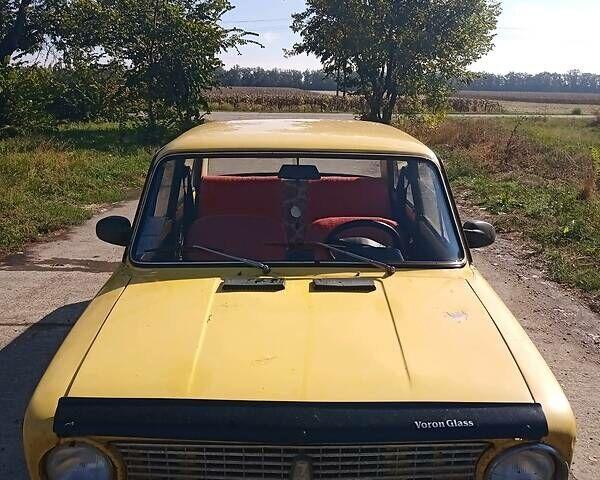 Желтый ВАЗ 2101, объемом двигателя 0 л и пробегом 118 тыс. км за 750 $, фото 1 на Automoto.ua