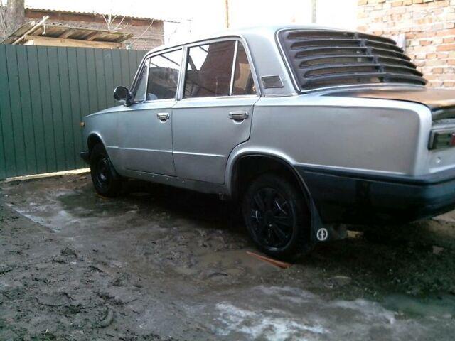 Серый ВАЗ 2101, объемом двигателя 1.2 л и пробегом 120 тыс. км за 555 $, фото 1 на Automoto.ua