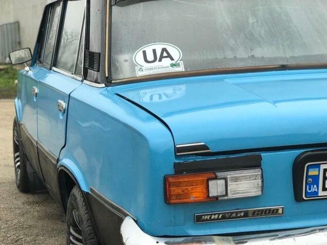 Синий ВАЗ 2101, объемом двигателя 1.3 л и пробегом 59 тыс. км за 700 $, фото 1 на Automoto.ua