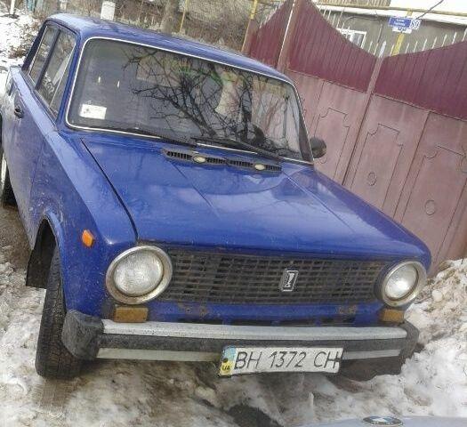 Синий ВАЗ 2101, объемом двигателя 1.3 л и пробегом 1 тыс. км за 750 $, фото 1 на Automoto.ua