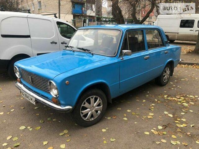 Синій ВАЗ 2101, об'ємом двигуна 0 л та пробігом 5 тис. км за 931 $, фото 1 на Automoto.ua