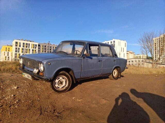 Синий ВАЗ 2101, объемом двигателя 1.2 л и пробегом 1 тыс. км за 800 $, фото 1 на Automoto.ua