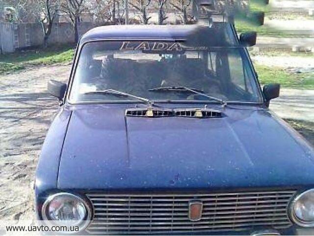 Синий ВАЗ 2101, объемом двигателя 0 л и пробегом 10 тыс. км за 652 $, фото 1 на Automoto.ua