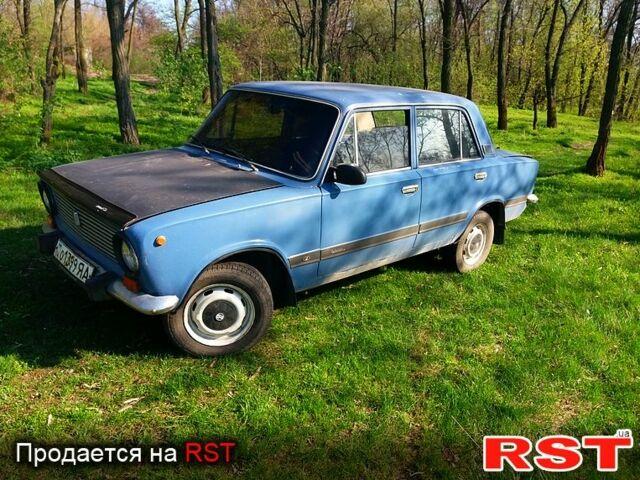 Синий ВАЗ 2101, объемом двигателя 1.2 л и пробегом 1000 тыс. км за 650 $, фото 1 на Automoto.ua