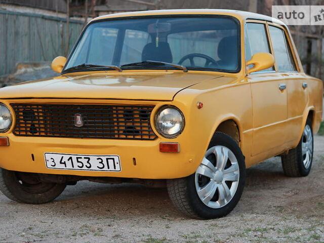 Оранжевый ВАЗ 2101, объемом двигателя 1.2 л и пробегом 100 тыс. км за 930 $, фото 1 на Automoto.ua