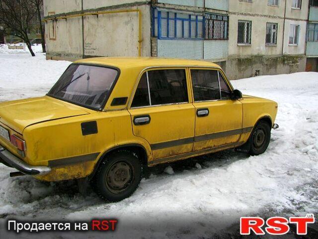 Оранжевый ВАЗ 2101, об'ємом двигуна 1.3 л та пробігом 280 тис. км за 600 $, фото 1 на Automoto.ua