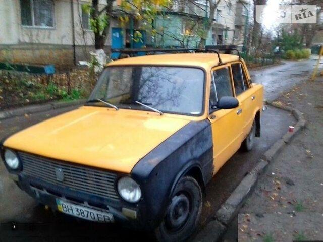 Желтый ВАЗ 2101, объемом двигателя 1.3 л и пробегом 100 тыс. км за 550 $, фото 1 на Automoto.ua