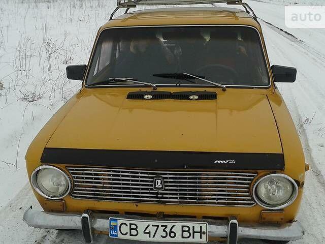 Желтый ВАЗ 2101, объемом двигателя 1.2 л и пробегом 20 тыс. км за 800 $, фото 1 на Automoto.ua