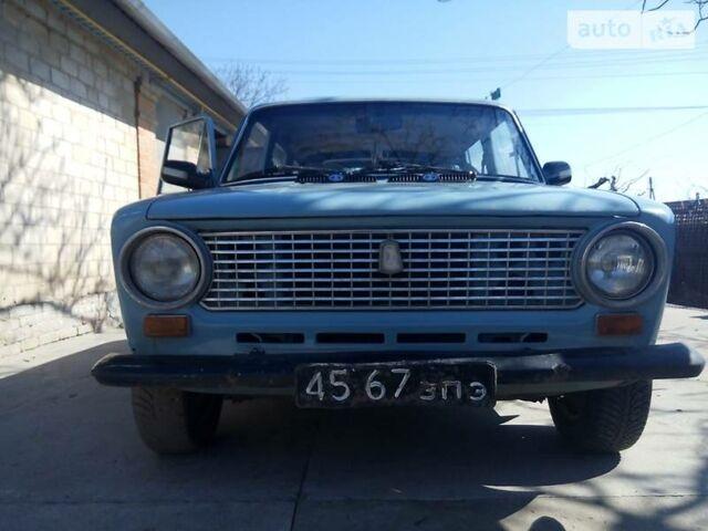 Синий ВАЗ 2102, объемом двигателя 1.2 л и пробегом 52 тыс. км за 1100 $, фото 1 на Automoto.ua
