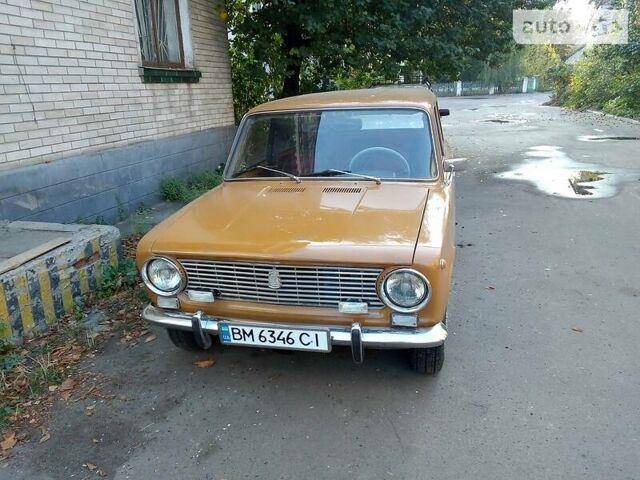Оранжевый ВАЗ 2102, объемом двигателя 1.2 л и пробегом 64 тыс. км за 1200 $, фото 1 на Automoto.ua