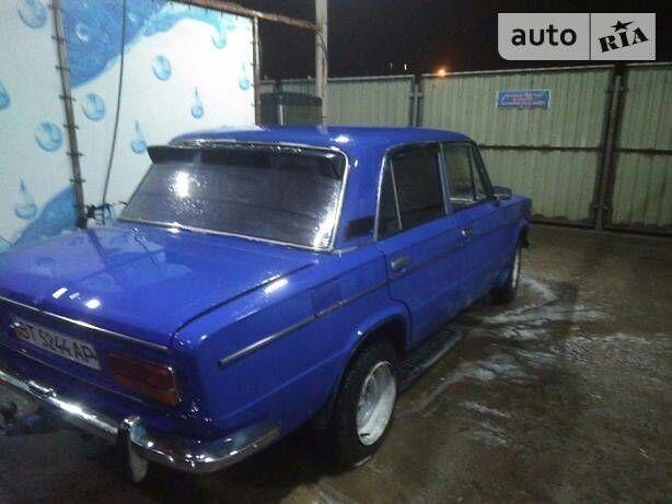 Синий ВАЗ 2103, объемом двигателя 0.1 л и пробегом 1 тыс. км за 1500 $, фото 1 на Automoto.ua