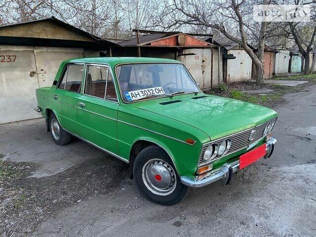Зеленый ВАЗ 2103, объемом двигателя 1.5 л и пробегом 85 тыс. км за 1500 $, фото 1 на Automoto.ua