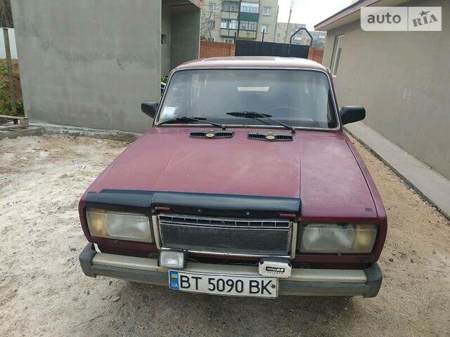Красный ВАЗ 2104, объемом двигателя 1.4 л и пробегом 200 тыс. км за 1200 $, фото 1 на Automoto.ua