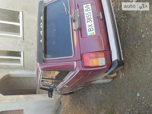Красный ВАЗ 2104, объемом двигателя 0 л и пробегом 90 тыс. км за 2000 $, фото 1 на Automoto.ua