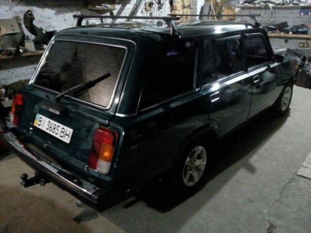 Зелений ВАЗ 2104, об'ємом двигуна 1.5 л та пробігом 130 тис. км за 2650 $, фото 1 на Automoto.ua