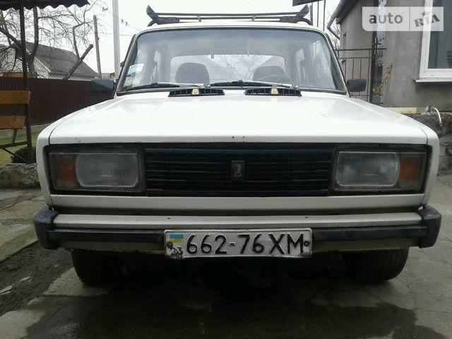 Білий ВАЗ 2105, об'ємом двигуна 1.5 л та пробігом 999 тис. км за 650 $, фото 1 на Automoto.ua