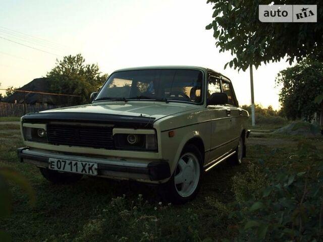 Бежевий ВАЗ 2105, об'ємом двигуна 1.6 л та пробігом 3 тис. км за 2500 $, фото 1 на Automoto.ua