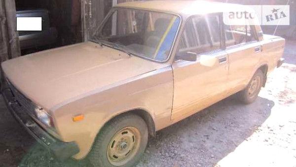 Бежевый ВАЗ 2105, объемом двигателя 1.3 л и пробегом 3 тыс. км за 1990 $, фото 1 на Automoto.ua