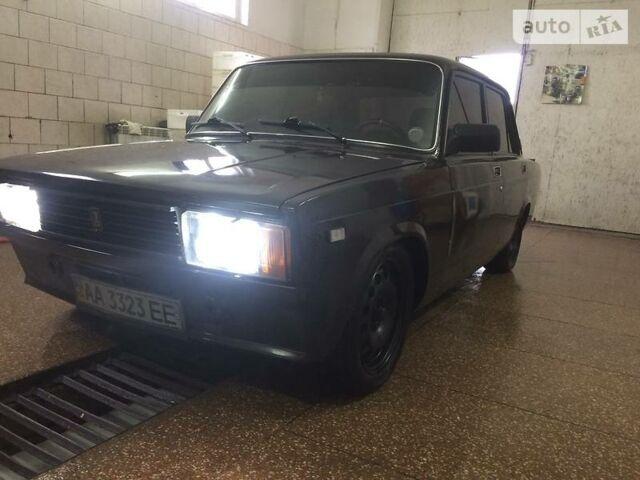 Коричневый ВАЗ 2105, объемом двигателя 1.8 л и пробегом 200 тыс. км за 1500 $, фото 1 на Automoto.ua