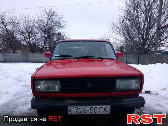 ВАЗ 2105, об'ємом двигуна 1.3 л та пробігом 100 тис. км за 1000 $, фото 1 на Automoto.ua