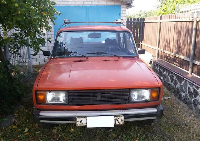 Оранжевый ВАЗ 2105, объемом двигателя 1.2 л и пробегом 130 тыс. км за 1100 $, фото 1 на Automoto.ua
