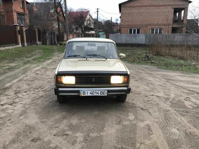 Золотий ВАЗ 2105, об'ємом двигуна 1.3 л та пробігом 100 тис. км за 800 $, фото 1 на Automoto.ua
