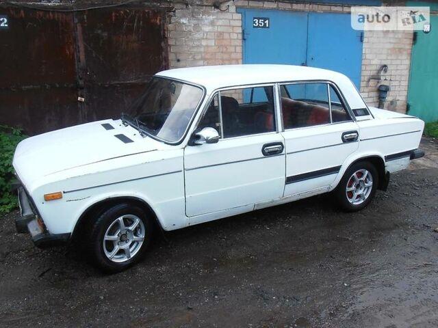 Белый ВАЗ 2106, объемом двигателя 1.3 л и пробегом 94 тыс. км за 1007 $, фото 1 на Automoto.ua