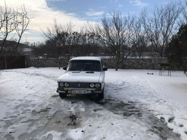 Белый ВАЗ 2106, объемом двигателя 1.5 л и пробегом 100 тыс. км за 700 $, фото 1 на Automoto.ua